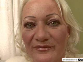 Groß Meise Blond Tittenjob Pov