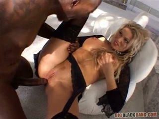 big busty blonde lex steele interracial