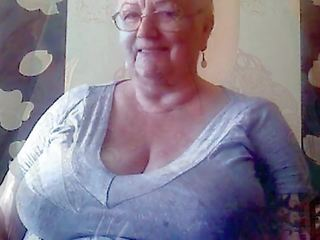Tits granny huge granny, grandma,