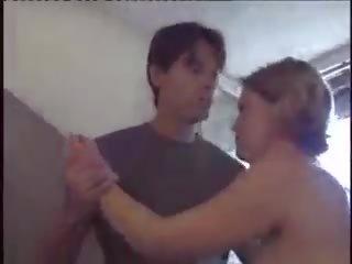 Heiß Reif Stiefmutter Fucks Sohn