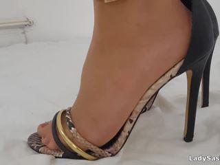 bbw fat heels strumpfe korsett