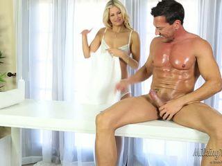 Nikki Benz en Marco Banderas neuken hard